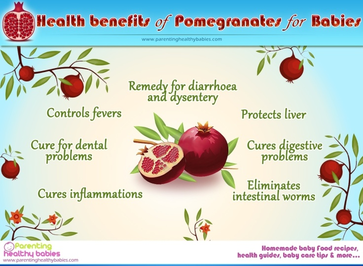 Pomegranate-Infographic